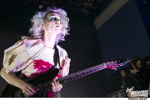 St Vincent 930 Club DC Brightest Young Things Farrah Skeiky 08