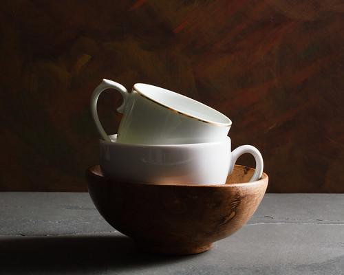 cups by Luiz L.