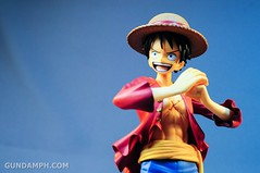 Monkey D. Luffy - P.O.P Sailing Again - Figure Review - Megahouse (19)
