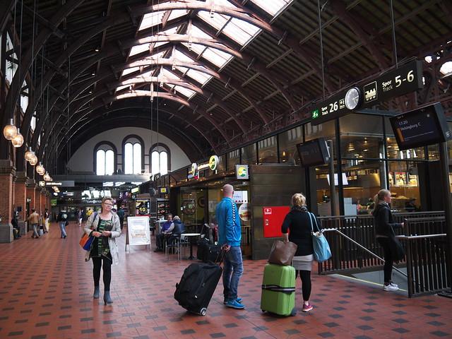 Copenhaguen Central Station