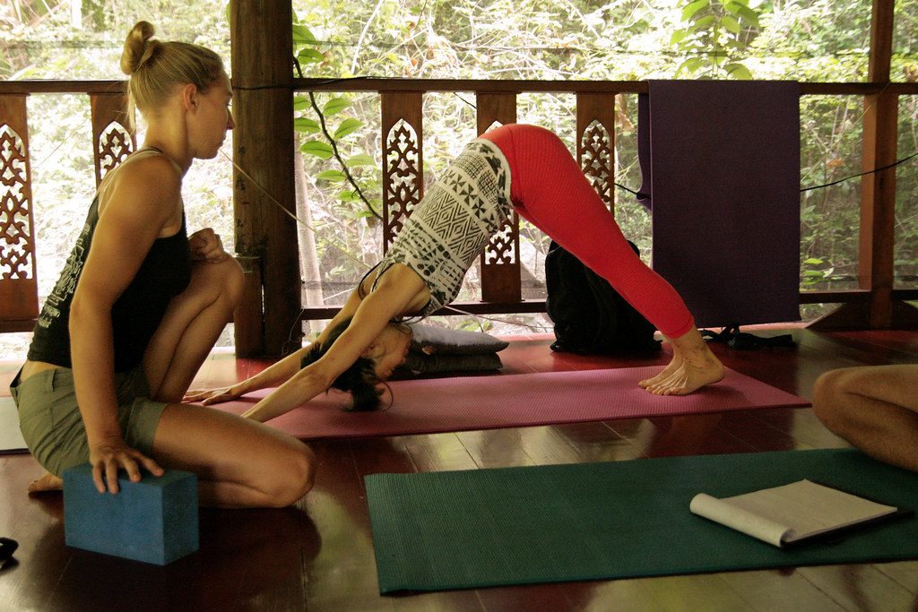 Jungle Yoga