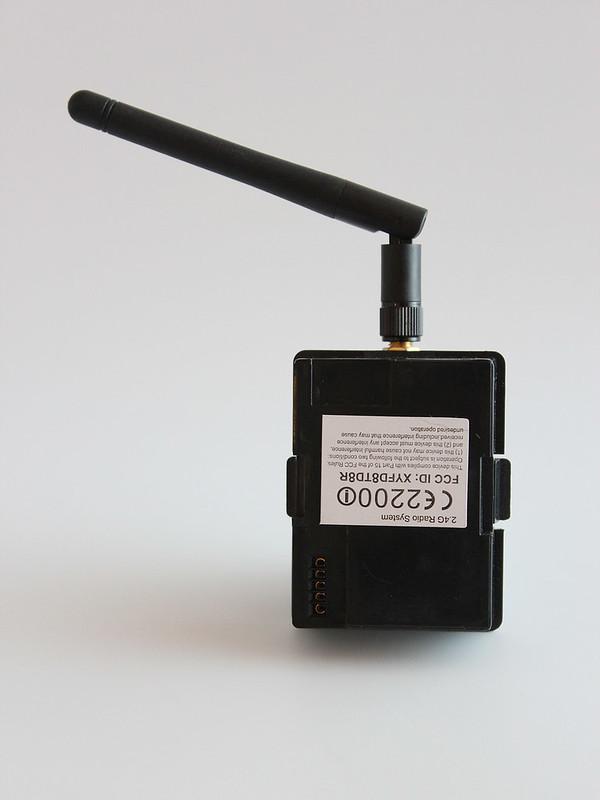 FCC Sticker