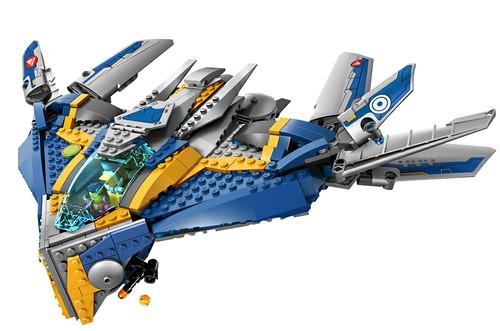 76021 The Milano Spaceship Rescue PRE02