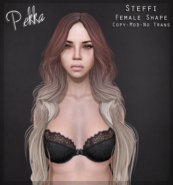 steffi shape