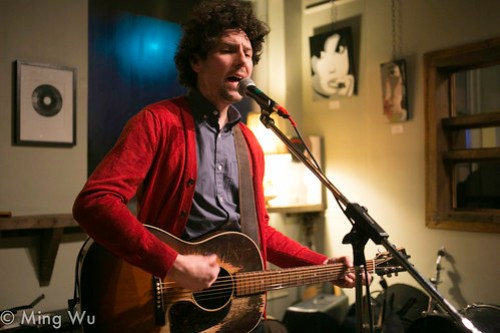Jeremy Fisher at Pressed