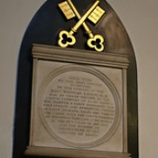 Memorials, St Magnus the Martyr, Lower Thames Street, City of London