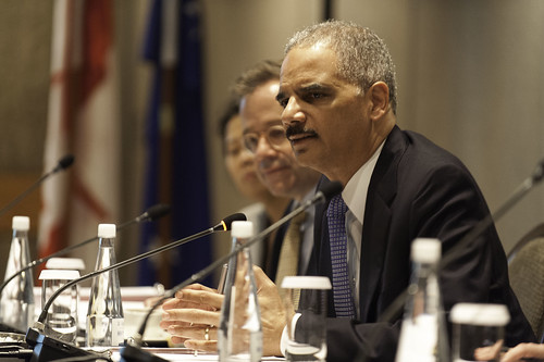 U.S. Attorney General Eric Holder's New Zealand visit