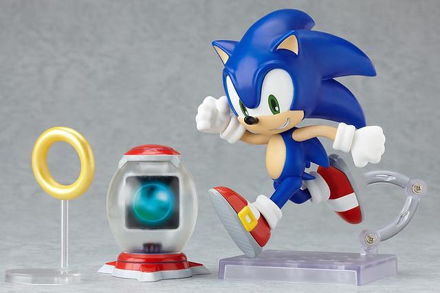 Nendoroid Sonic the Hedgehog