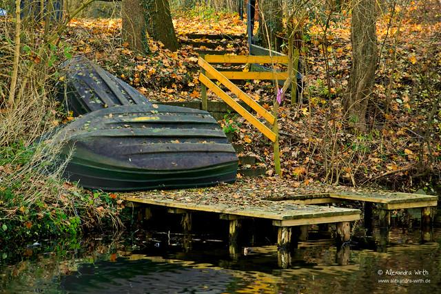 am See by Spinnerelschen