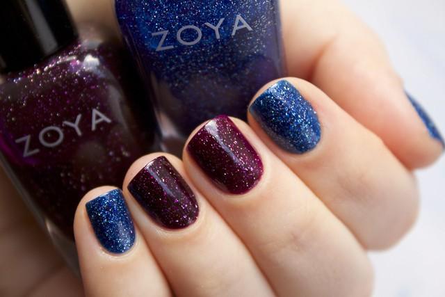 02 Zoya Dream + Zoya Payton