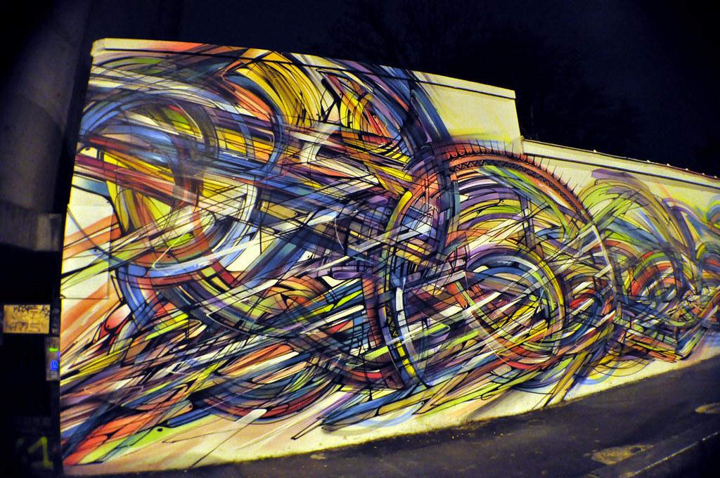 Fresque Hopare Art Azoï 1
