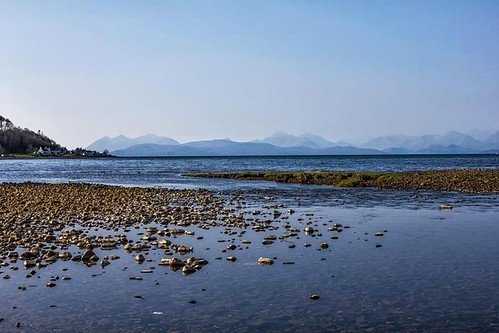 Applecross and across to Skye under a halcyon blue sky, how many days like this will we get this summer ? by emperor1959