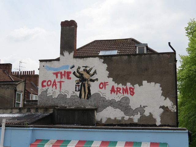 The Coat of Arms - Nick Walker