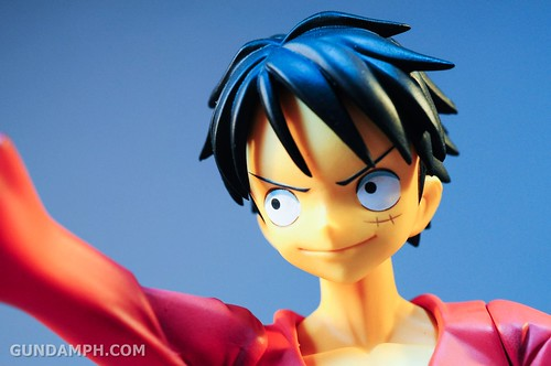Monkey D. Luffy - P.O.P Sailing Again - Figure Review - Megahouse (41)