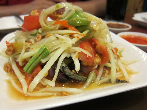 Papaya Salad@Som Tam