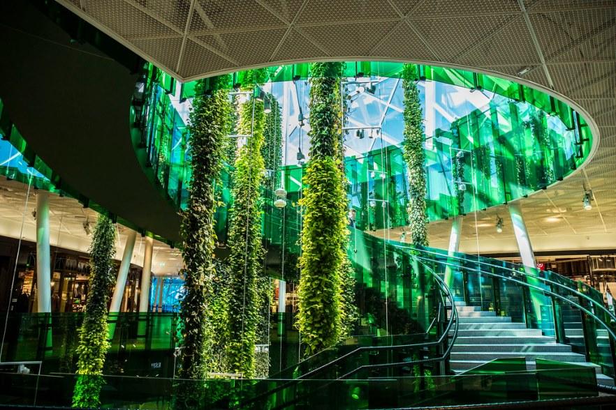 Znalezione obrazy dla zapytania Emporia shopping mall