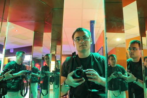 Photo-thérapie #4: Devant le miroir
