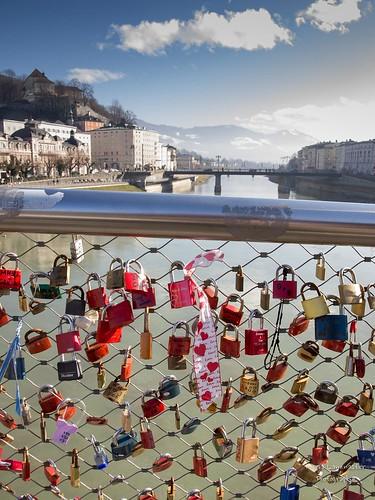Herzschlösser in Salzburg