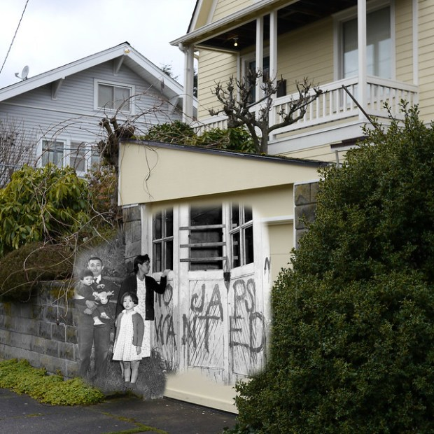 Nagaishi Family Homecoming, 1945 and 2014