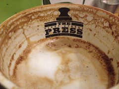 Fleet Street Press Coffee