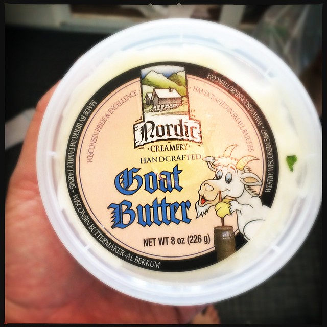 Nordic Creamery - Goat Butter