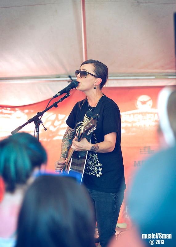 Billy the Kid @ Warped Tour 2013