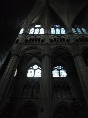 Nave Elevation, St. Etienne de Bourges
