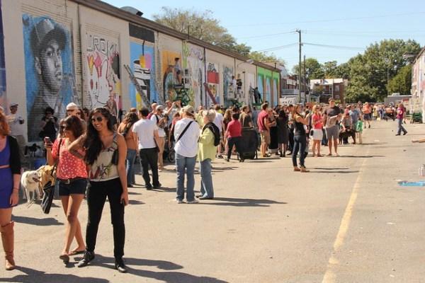 RVA Street Arts Festival - RIchmond