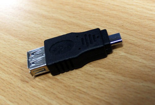 MicroUSB Adapter