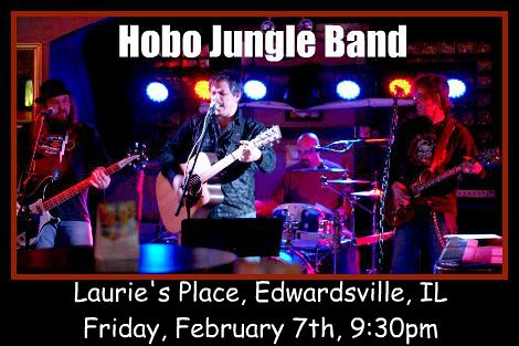 Hobo Jungle Band 2-7-14