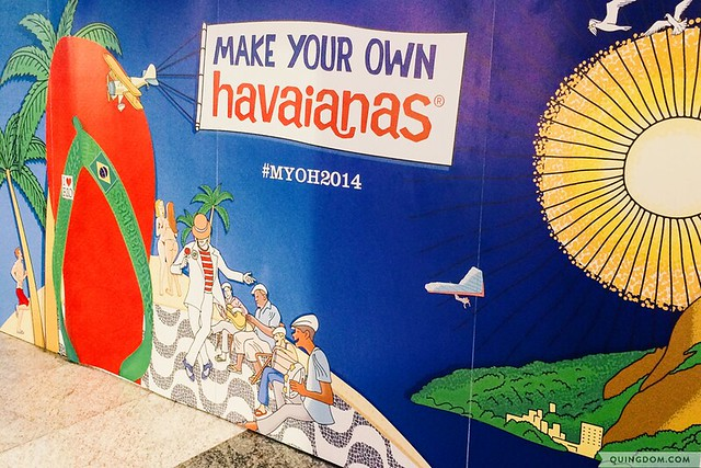 Make Your Own Havaianas 2014