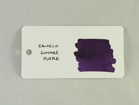 Kaweco Summer Purple - Word Card
