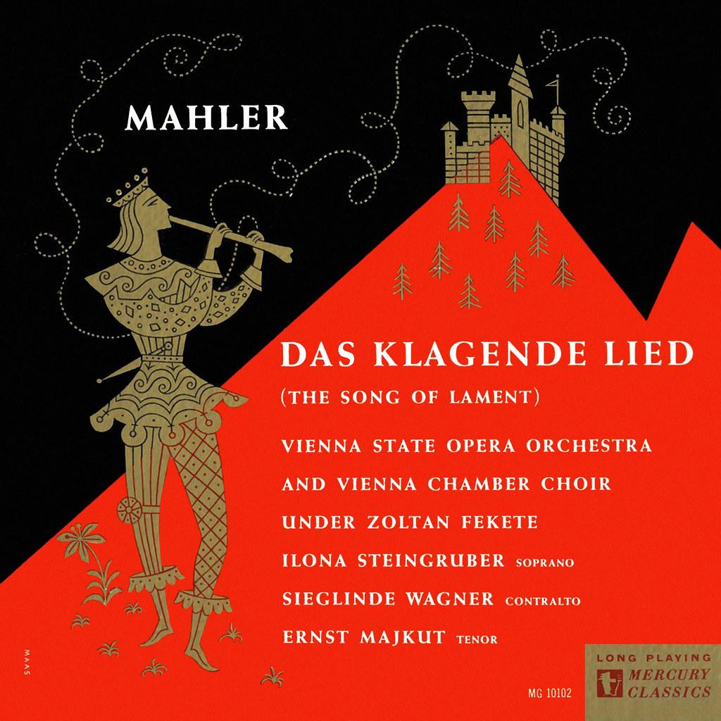 Gustav Mahler - Das klagende Lied