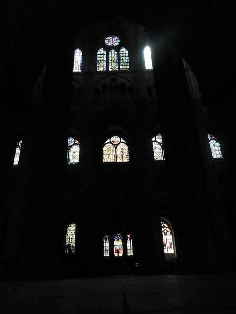 Tiers of Light, St. Etienne de Bourges
