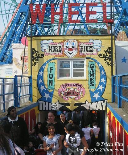 Deno's Wonder Wheel Park