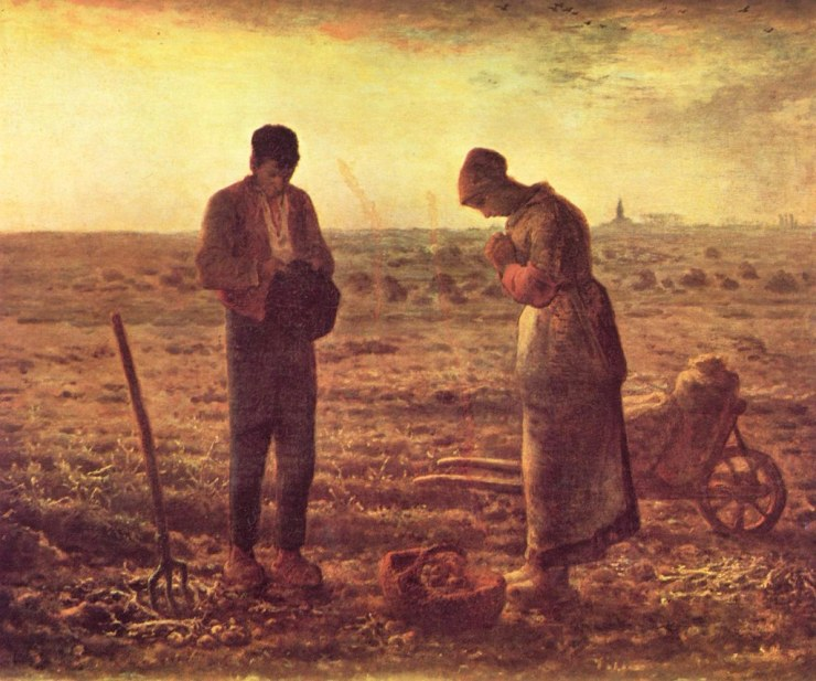 Millet - The Angelus