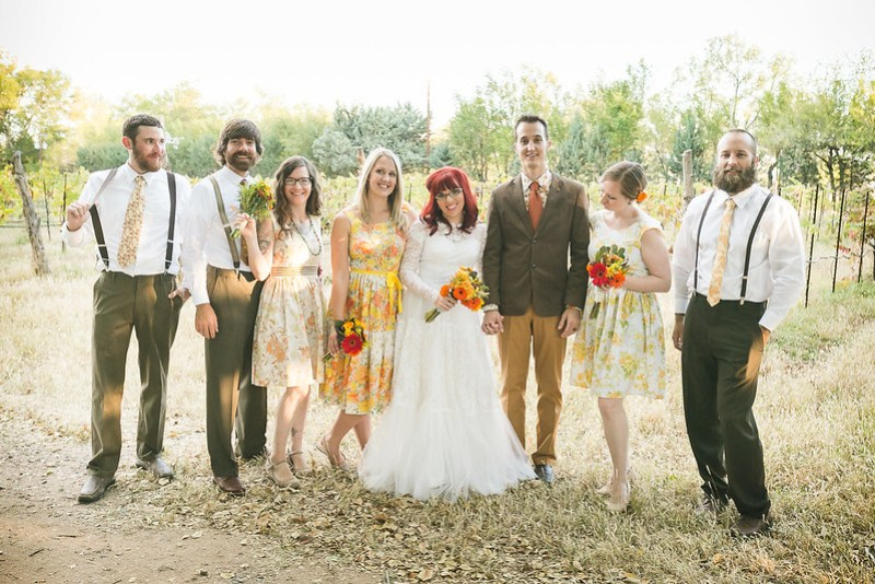 38 offbeat boho wedding ideas that give us flowery lacy vintage boho wedding ideas from offbeatbride junglespirit Choice Image