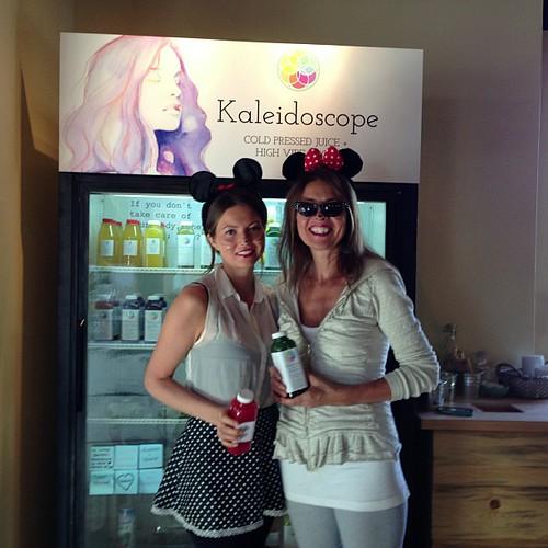 Kaleidoscope Juice 5