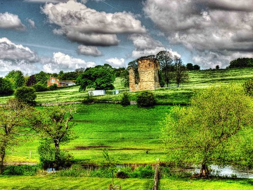 east ayton castle