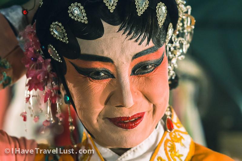 Chinese Teochew Opera