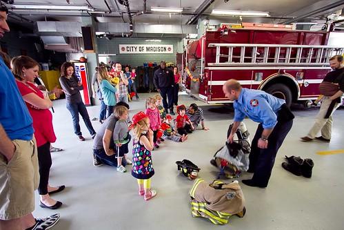 fireman presentation