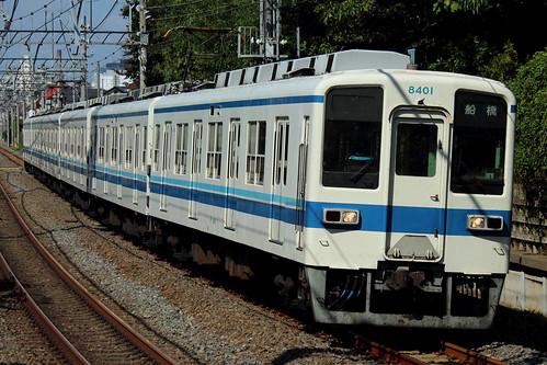 8101F @柏〜新柏