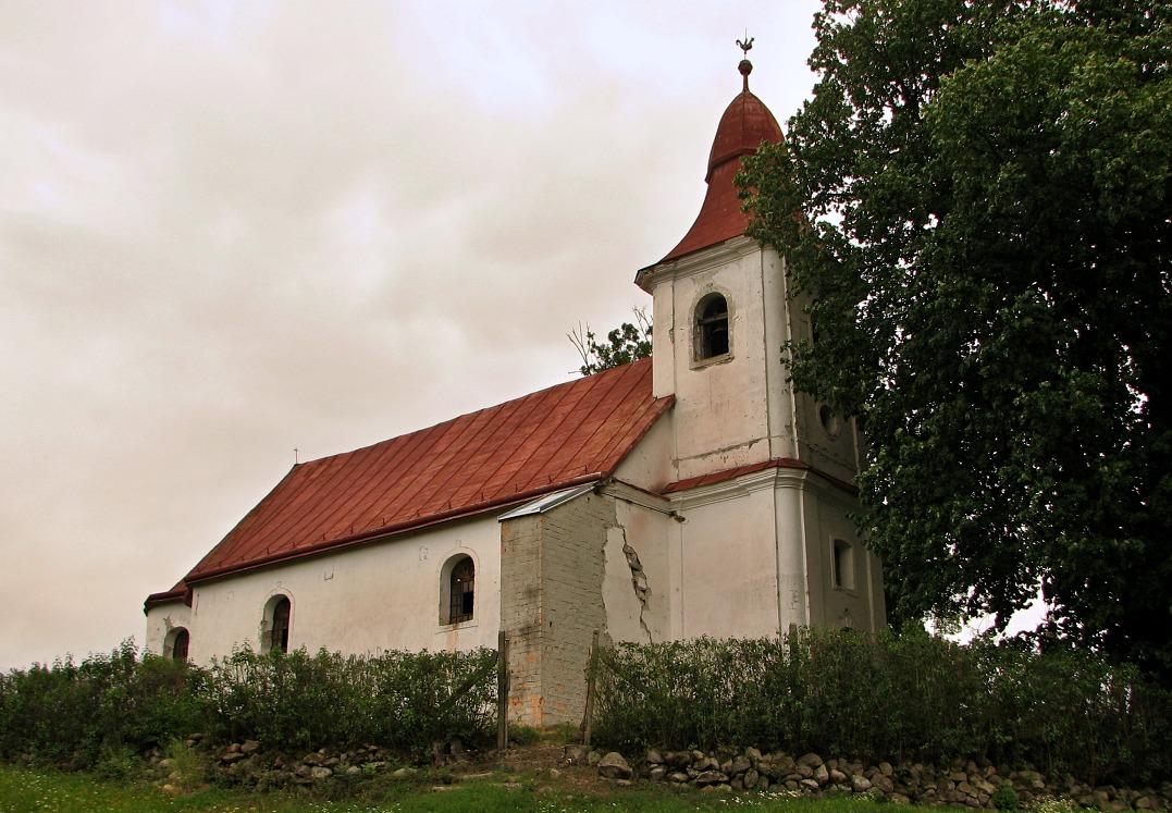 Kostol v Závade