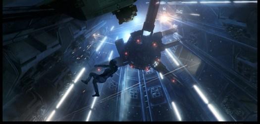 Killzone Shadow Fall DLC: Cruiser