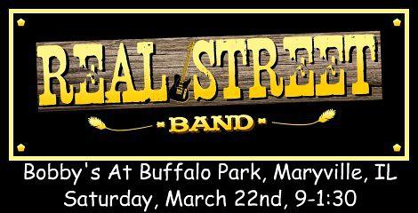 Real Street Band 3-22-14