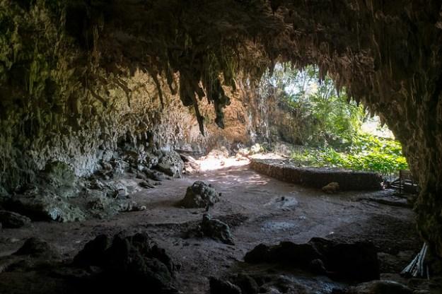 The hobbit cave. Liang Bua, Flores