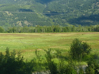 Following the North Thompson