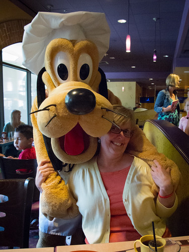 Pluto and Salle