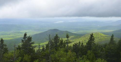 Daks: Whiteface Mt. Under the Gray