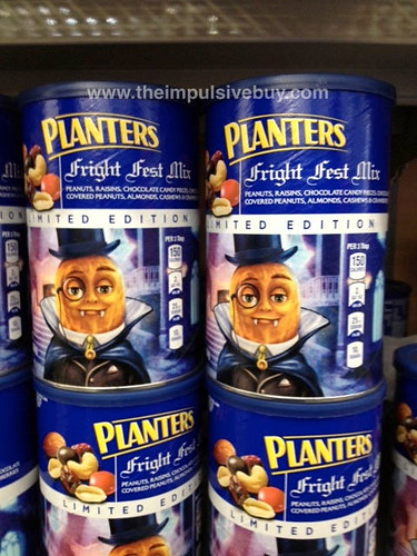 Limited Edition Planters Fright Fest Mix